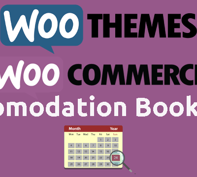 WooCommerce Accommodation Bookings traduction francaise